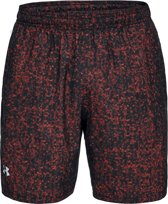 Launch SW 7'' Print Short Sportbroek Heren