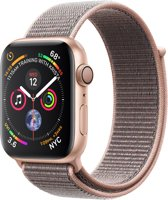 Apple Watch Series 4 - Smartwatch - Goud/Roze - 44mm