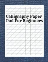 Calligraphy Paper Pad for Beginners