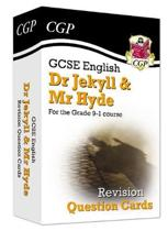 New Grade 9-1 GCSE English - Dr Jekyll and Mr Hyde Revision Question Cards
