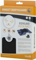 Bodyguard Dog Blanket Anti Insect Zwart - 120X80 CM