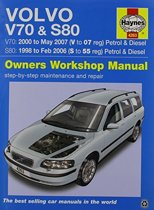 Volvo V70 & S80 Service and Repair Manual