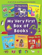 My Very First Box of Books