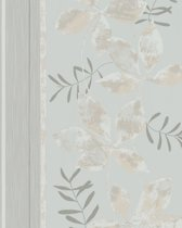 Fifty Shades bloem grijs/beige