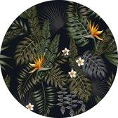 vloervinyl rond | Mowgli | 100cm