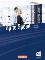 Up to Speed: Europäischer Referenzrahmen: C1. Kursbuch mit CD-Extra und Phrasebook