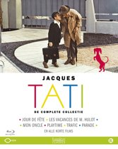 Jacques Tati - De Complete Collectie (Blu-ray)