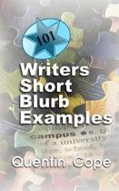 101 Writers Short Blurb Examples