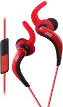 JVC HA-ETR40R - In-ear Sports koptelefoon - Rood