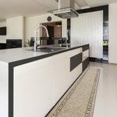 JYG Vloerkleed - Keukenloper Greece 66x200 - Beige