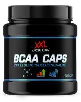 BCAA Caps  - 1000mg - 200 caps