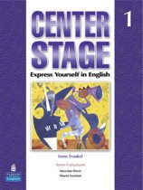 Center Stage 1 Student Book