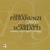 Plays Domenico Scarlatti