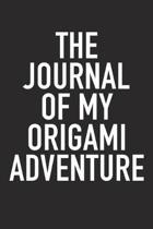 The Journal of My Origami Adventure