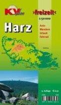 Harz Freizeitkarte 1: 50 000