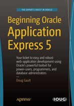 Beginning Oracle Application Express 5