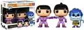 Funko Pop DC Super Heroes Wonder Twins 3Pack