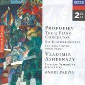 Piano Concertos (Complete)