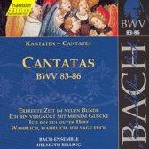 Cantatas Bwv 83-86(Erfreute Zeit Im