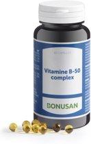 Bonusan Vitamine B 50 Complex - 200 Capsules - Vitaminen