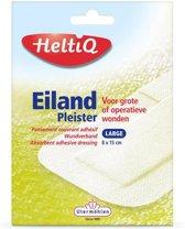 Heltiq - 8 x 15 cm  - 5 stuks - Pleisters
