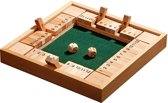 Philos Shut the Box 12 - 4 spelers