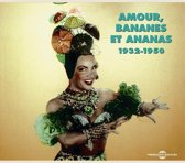 Amour Bananes Et Ananas 1932-1950