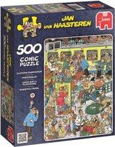 Jumbo Jan van Haasteren puzzel Inhuldiging 2000 stukjes