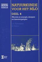 Boek cover Heron-reeks - Natuurkunde voor het MLO 4 Basiskennis en basisvaardigheden niveau III en IV Warmte en energie, dampen en faseovergangen van J.A. Tijmensen