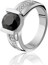 Zinzi ZIR576Z54 Ring - Zilver - Maat 54