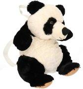 Pluche panda beer rugzak knuffel 22 cm