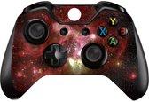 2 Xbox Controller Sticker   Xbox Controller Skin   Red Space   Xbox Controller Rode Ruimte Skin Sticker   2 Controller Skins