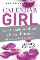 Calendar Girl 7 t/m 9 - Echte schoonheid zit vanbinnen