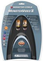 Monster kabel PAL Ant. kabel 1.5m.
