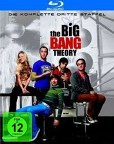 The Big Bang Theory - Seizoen 3 (Blu-ray) (Import)