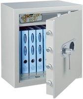 Rottner Inbraak- en Brandwerende Kluis Opal Fire OPD 55 |Elektronisch slot