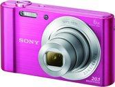 Sony Cybershot DSC-W810 - Roze