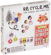 Re-cycle-me Home Deco Kerst / DIY Adventskalender
