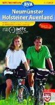 ADFC-Regionalkarte Neumünster / Holsteiner Auenland 1 : 75 000