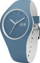 Ice-Watch IW001496 Horloge - Kunststof - Blauw - 40 mm