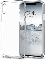 Spigen iPhone X Case Liquid Crystal - Crystal Clear