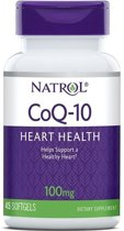 CoQ-10 100mg Natrol 45softgels