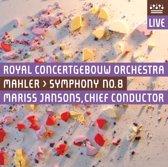 Symphony No.8 Sacd + Dvd