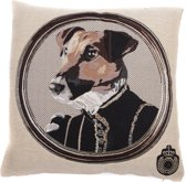 In The Mood Sierkussen Napoleon - 45x45 cm - Jack Russel