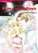 PRINCE OF MIDTOWN (Mills & Boon Comics)