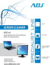 ADJ 400ml Screen Cleaner - Ideaal voor reiningen scherm