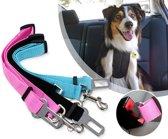 Hondengordel - Riem voor Honden - Autogordel voor Honden - Blauw