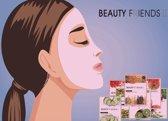 Beauty Friends - Sheet mask - masker- korea - Sheet mask - droge huid - 15 pack