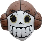 Calaveritas™ Ruimte prinses masker voor volwassenen - Verkleedmasker