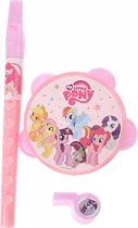 Sambro Muziekset My Little Pony 3-delig